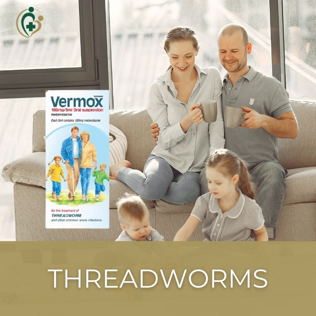 THREADWORMS FOR THE FAMILY