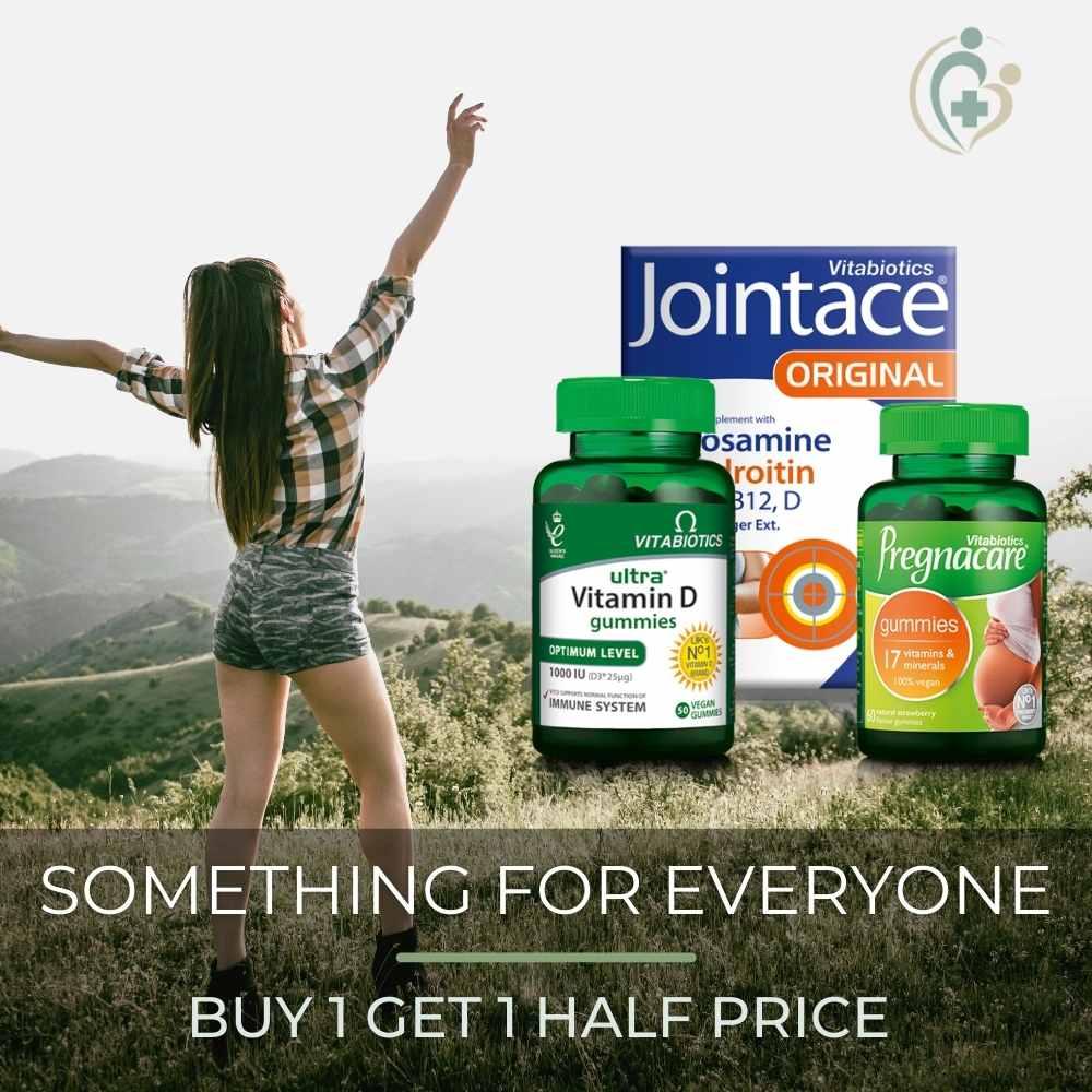 vitabiotics vitamins