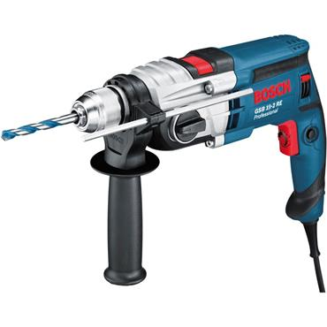 Bosch GSB 19-2 RE Professional Impact Drill 850 Watt, Kit-Box