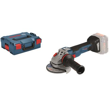 Bosch GWS 18 V-10 C Professional  18V Angle Grinder Body Only In L-BOXX