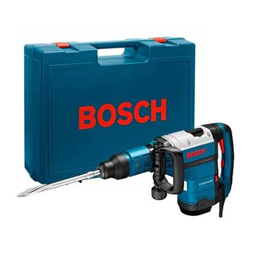 Bosch GSH7VC SDS-Max Demolition Hammer, Vibration Control, Carry Case