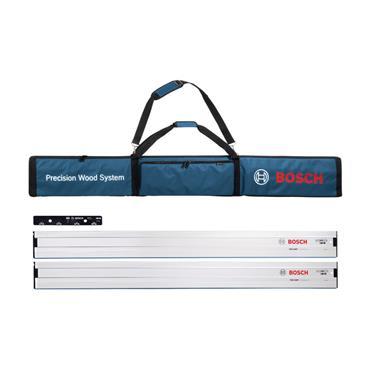 Bosch FSN Bag + 2 x FSN 1600 + 1 x FSN VEL Professional   Guide rail accessory