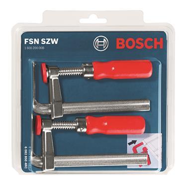 Bosch FSN SZW (G-clamps) Professional   Guide rail accessory