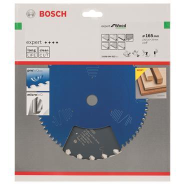 Bosch 165mm x 20mm 24T Circular Saw Blade