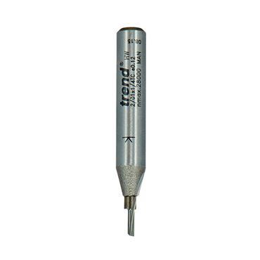 Trend Single flute cutter 1.5mm diameter - 2/01X1/4TC