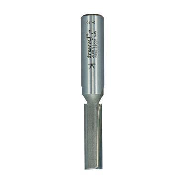 Trend Two flute cutter 10mm diameter - 3/60X1/2TC