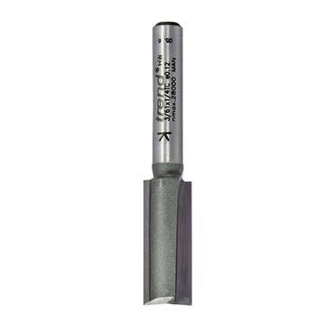 Trend Two flute cutter 10mm diameter - 3/61X1/4TC