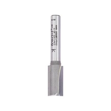 Trend Two flute cutter 10mm diameter - 3/6X1/4TC
