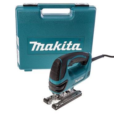 Makita 4350FCT_1 Orbital Action Top Handle Jigsaw, Kit-Box