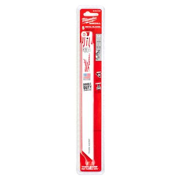 Milwaukee Sawzall (230mm, 14_TPI) Medium Metal Blade (5.Pk)