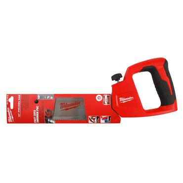 "Milwaukee 12"" (300mm) PVC/ABS Hand Saw"