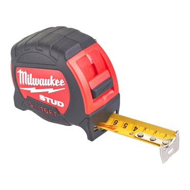 Milwaukee 5M - 16ft STUD Tape Measure