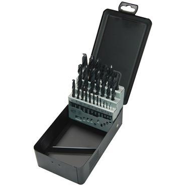 Milwaukee HSS-R DIN 338 (25 Piece)  Metal Drill Bit Set (1 - 13mm Ø)