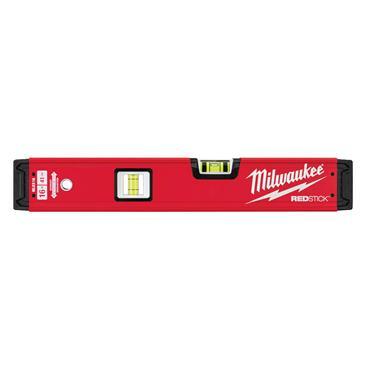 "Milwaukee 16"" (41cm) Redstick Backbone Level"