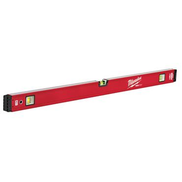 "Milwaukee 40"" (100cm) Redstick Backbone Magnetic Box Level"