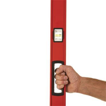 "Milwaukee 96"" (240cm) Redstick Backbone Level"