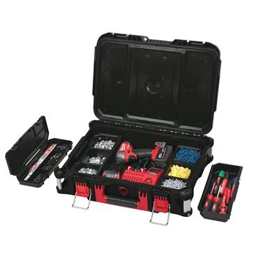 Milwaukee PACKOUT Modular Toolbox Storage System, Case No. 3 (400 x 560 x 180mm)