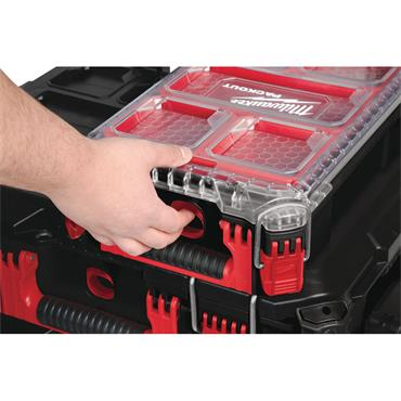 Milwaukee PACKOUT Compact Organiser Case