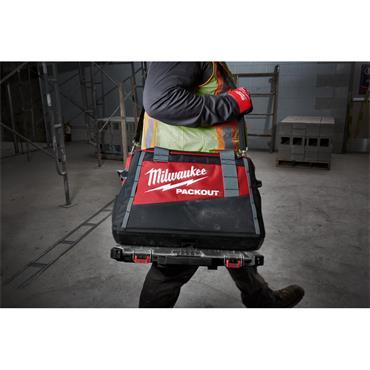 Milwaukee PACKOUT Modular Toolbox Storage System, Slim Organiser (500 x 380 x 65mm)