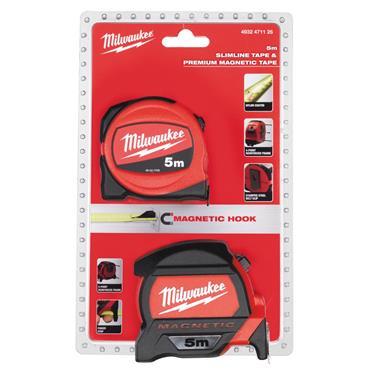 Milwaukee Tape Measure Two Pack