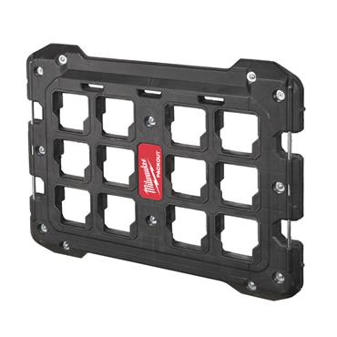 Milwaukee PACKOUT Modular Toolbox Storage System, Mounting Plate (590 x 470 x 30 mm)