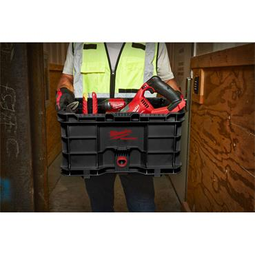 Milwaukee PACKOUT Modular Toolbox Storage System, Crate (450 x 390 x 250mm)
