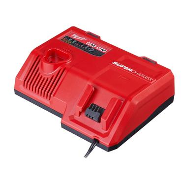 Milwaukee M12-M18SC 12-18v Twin Port Super Battery Charger