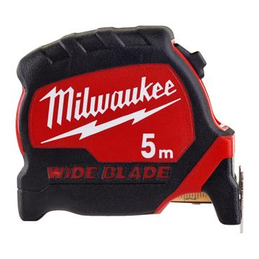 Milwaukee Wide Blade Tape Measure 5m (Blade Width 33mm)