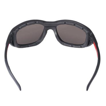 Milwaukee Premium Polarised Safety Glasses with Removable Gasket
