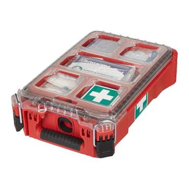 Milwaukee First Aid Kit, Packout System Compatible