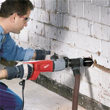 Milwaukee DD2-160XE 220v 2 Speed Dry Diamond Core Drill