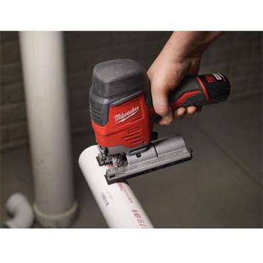 Milwaukee M12JS-0 12v Sub-Compact Jigsaw (Body Only)
