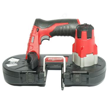 Milwaukee M12BS-0 12v Sub Compact Bandsaw, (Body Only)