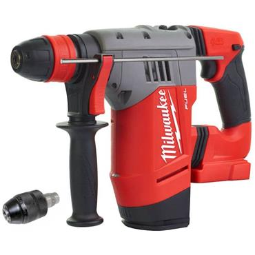 Milwaukee M18CHPX-0, 18v SDS+ 4 Mode Rotary Hammer Drill, (Body Only)