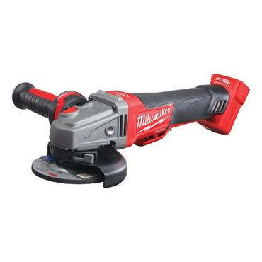Milwaukee M18CAG115XPDB-0 18v FUEL Breaking Grinder, Paddle Switch (Body Only)