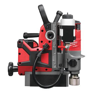Milwaukee M18FMDP-502C 18v Magnetic Drill Press, 2x 5Ah Batteries, Charger, Kit-Box