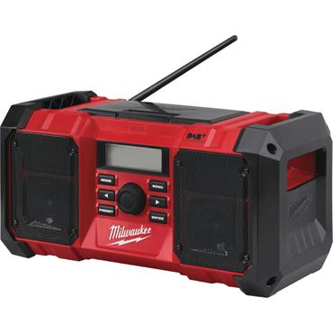 M18JSR-0 18v Jobsite Radio, (Body Only)