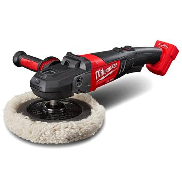 Milwaukee M18FAP180-0 18v FUEL Variable Speed Polisher, (Body Only)