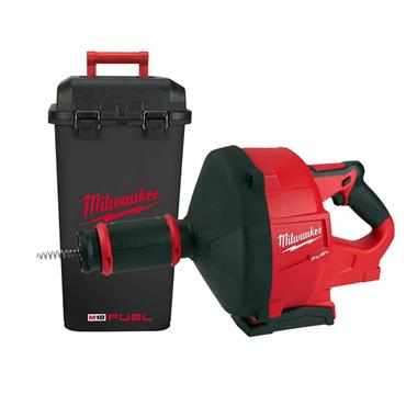 Milwaukee M18 FDCPF8-0C 18v FUEL 8mm Drain Cleaner Power Feed (Body Only)