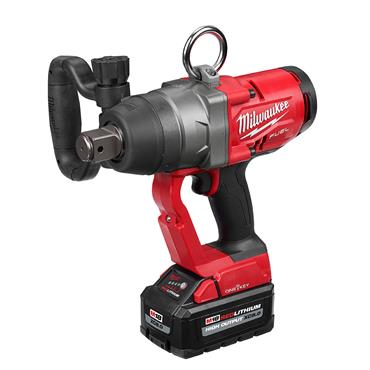 """Milwaukee M18ONEFHIWF1-802X 18v FUEL 1"""" Impact Wrench, 2x8ah Batteries, Fast Charger, Kit-box"""