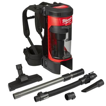 Milwaukee M18FBPV-0 Back Pack Vacuum (Body Only)