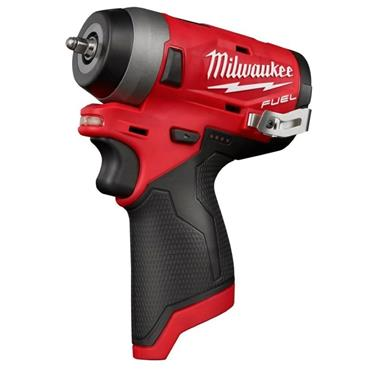 "Milwaukee M12FIW14-0 12v FUEL SUB COMPACT 1/4"" Impack Wrench (Body Only)"
