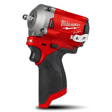 "Milwaukee M12FIWF38-0 12v FUEL 3/8"" Impact Wrench, (Body Only)"