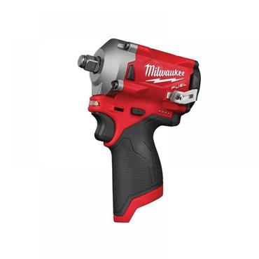 "Milwaukee M12FIWF12-0 12v FUEL 1/2"" Impact Wrench, (Body Only)"