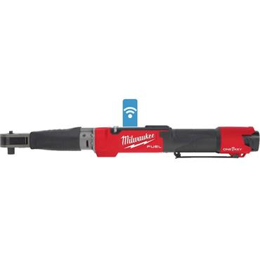 """Milwaukee M12ONEFTR12-201C 12v FUEL 1/2"""" Digital Torque Wrench, 1x2Ah Battery, Charger, Kit-Box"""
