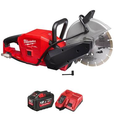 Milwaukee M18FCOS230-121 18v FUEL CUT-Off Saw, 1x12Ah Battery and Charger