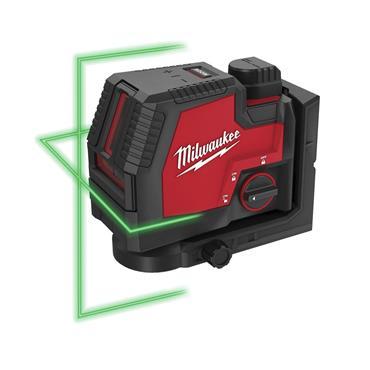 L4 CLL-301C Green Cross Line Laser,1x L4 B3 battery, USB cable, Kit-Box