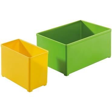 Festool Plastic containers Box 98x147/2 SYS1 TL