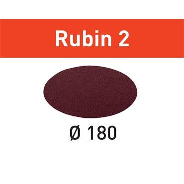 Festool Abrasive sheet STF D180 (P40-P120) RU2/50 Rubin 2