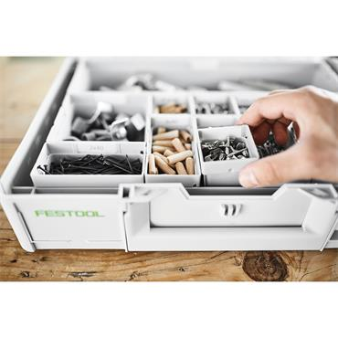 Festool Plastic containers Box 60x120x71/4 SYS-SB